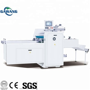 Factory Fully Automatic Film Thermal Laminating Machine with Good Price