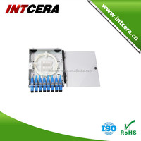 Cheap price and High quality 24core Fiber Optic Terminal Box ftth mini fiber optic terminal box