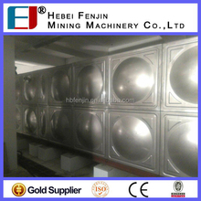 Pressed Stainless Steel Sectional Water Tank