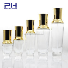 empty bottle guangzhou cosmetic packaging glass bottles and jars 20ml 30ml 50ml 100ml 120ml