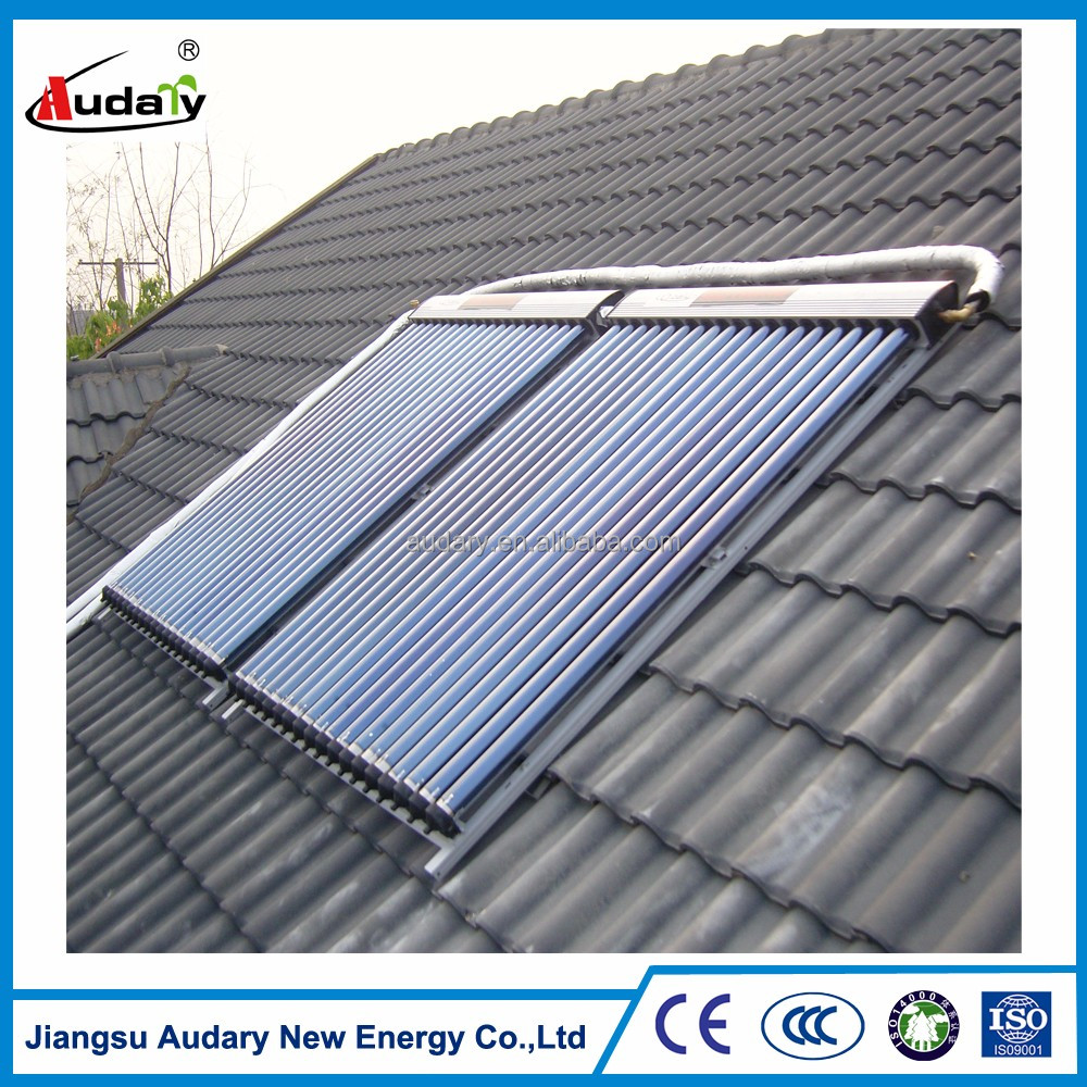 2016 hot water solar collectors for home use