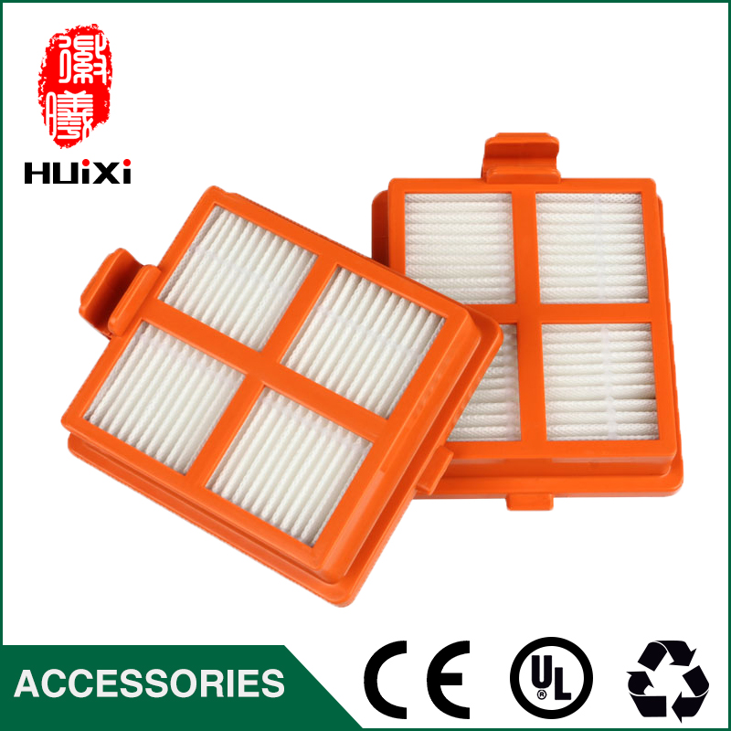 Hot sale washable hepa filter h11 material for M208 Vacuum Cleaner parts air hepa filter box