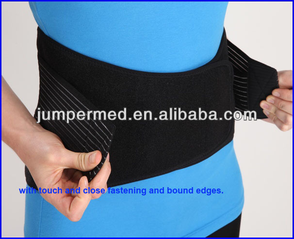 Health care back pain relief Lumbar support, enhanced waist support