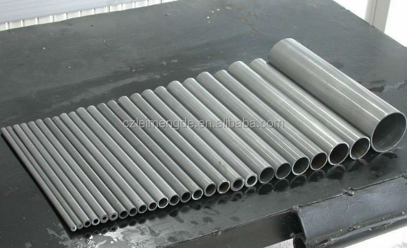 Compressive strength cold rolled carbon steel pipe/tube used for gas spring