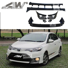 PU BODY KITS ForTOYOTA VIOS 2014