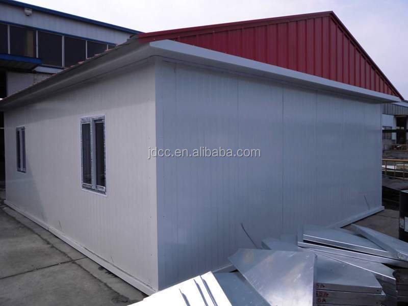 Low Cost and High Quality Beautiful Prefabricated House