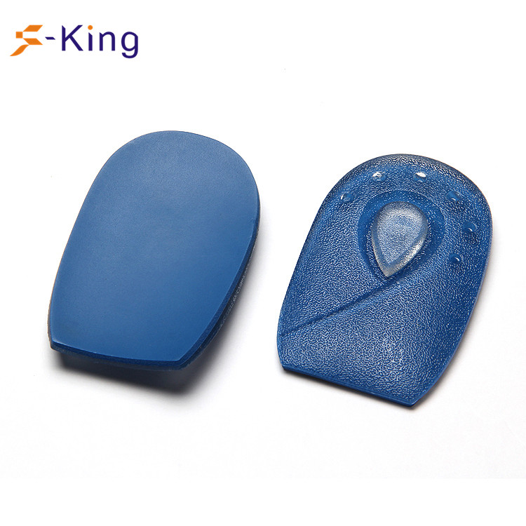 Hot Sale PU Gel Heel Cushion Insole Gel Back Of Heel Cushion