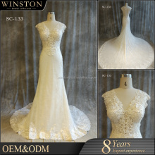 Fashion professional best branded name fashion new wedding dress
