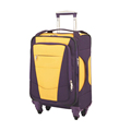 wholesale high quality soft polyester large capacity heavy-duty travel bag luggage