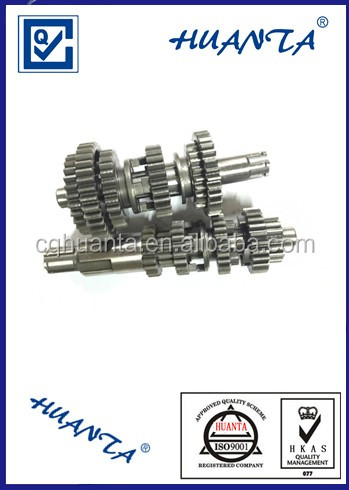 motorcycle spare parts GEAR SET CG150 / HAOJIN / ZONGSHEN / UNIVERSAL