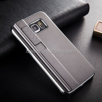 High quality Fashion electroplate cigarette lighter case for Samsung galaxy s4 s5 note 2 3 4 hard pc lighter phone case