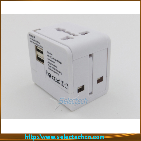 multi-nation travel adapter with usb charger.jpg