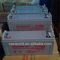 CE approved 12v 100ah rechargeable batteries OEM brand ups battery agm battery 12v100ah