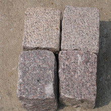 Grey Granite Paving Stone Hexagon Paver For Road