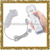 For wii Remote controller + Nunchuk Controller joystick