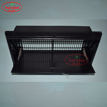 air inlet ventilation system for broiler chicken farm equipment