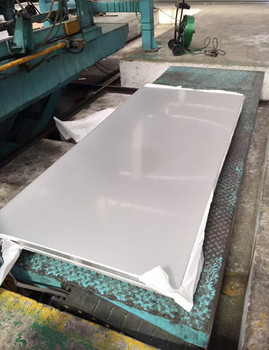 TYPE 436, W.-Nr. 1.4526 ( DIN X6CrMoNb17-1 ) cold rolled stainless steel sheets