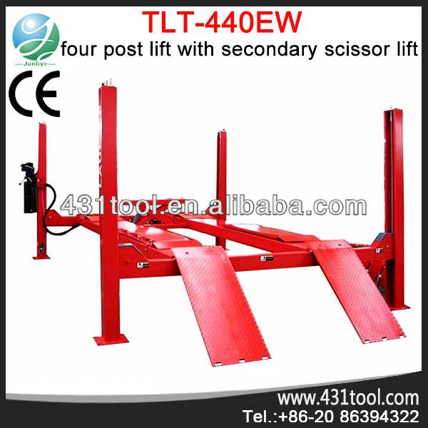 100% Original LAUNCH TLT440EW car lift hydraulic cylinder bridge 220v outdoor