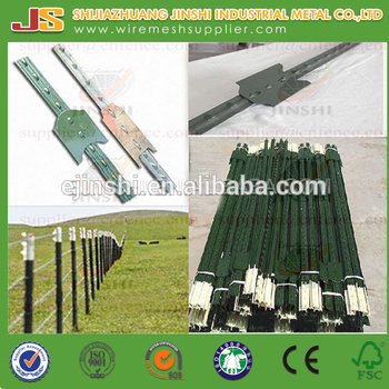 China manufacture direct selling Farm 4x4 fence post