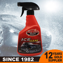 Car glass ice cleaner dry ice car cleaning ice car interior cleaner