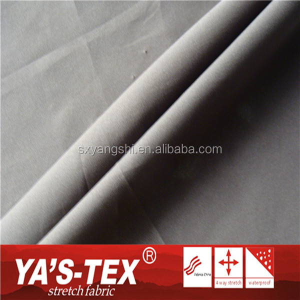 Online Shopping Waterproof Polyester Outdoor Fabric For Spring Garments
