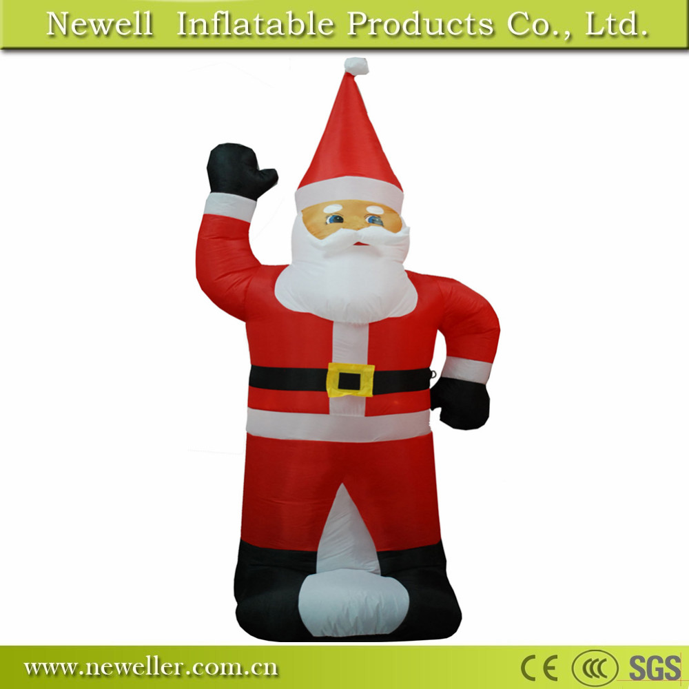 Professional sleeping santa claus With OEM logo