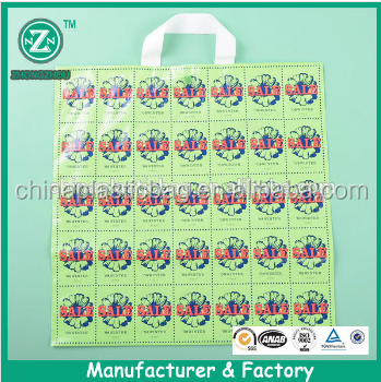 china wholesale cheap recycle printed folding custom shopping bags made by 100% new material