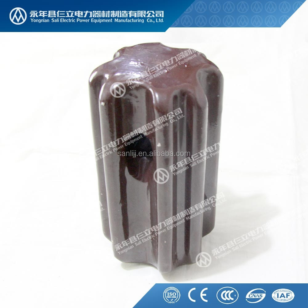 ANSI 54 series porcelain electric stay/strain insulator