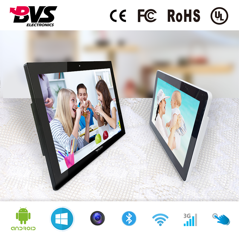 18.5 inch screen size cheap Android Tablet PC digital Kiosk With factory price