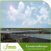 low price plastic fish pond hdpe geomembrane liner