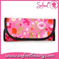 professional cosmetic makeup brush bag