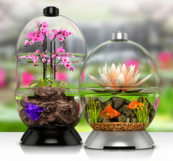 Good lucid fashionable high quality acrylic fish tank factory wholesale
