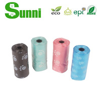 pet eco-friendly supplier dog waste bag