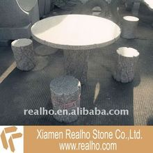 G654 grey granite table and chairs