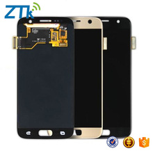 mobile phone replacement full assembly digitizer touch screen lcd for samsung s7 s6 s5 s4 s3