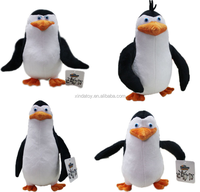 High quanlity custom plush pingu soft toy