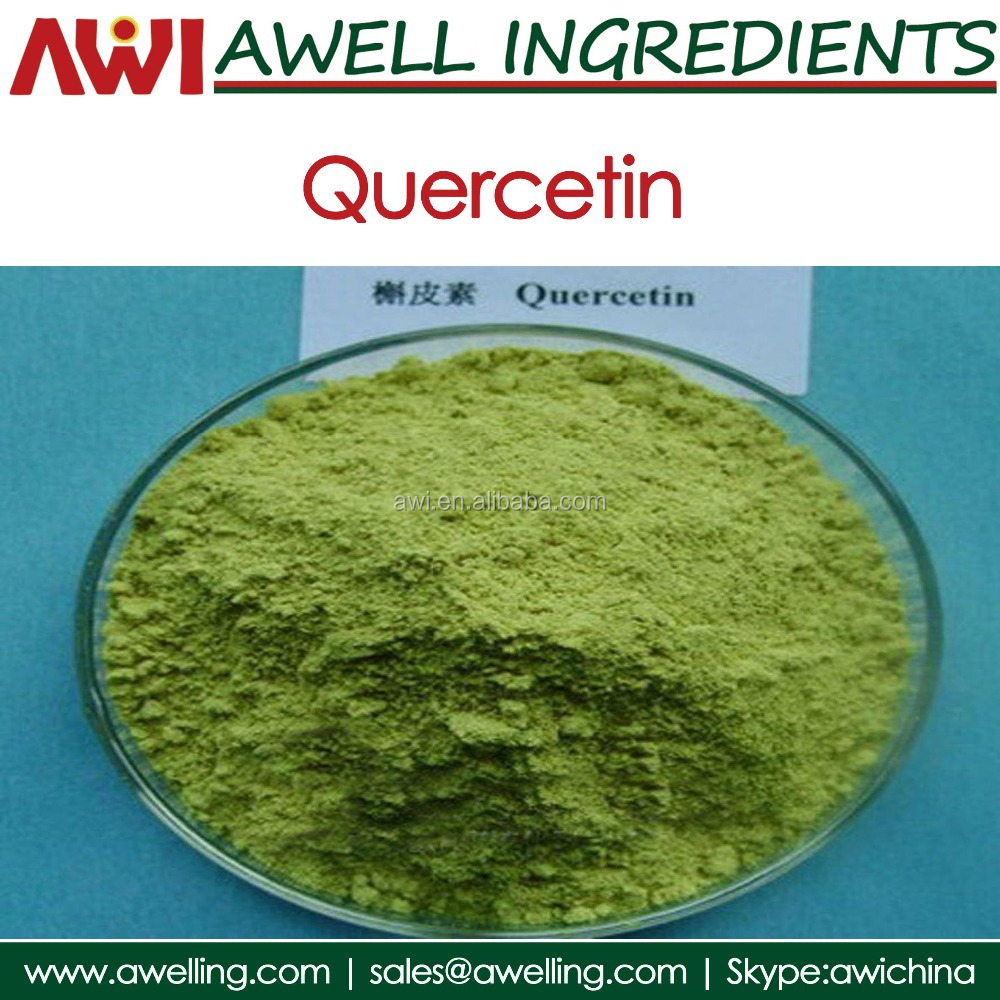 Quercetin Dihydrate and Anhydrous