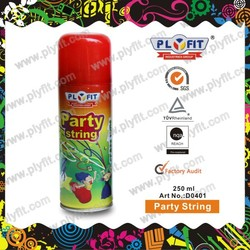 wholesale silly wacky crazy Party String