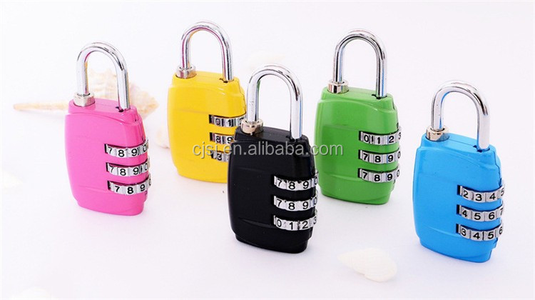 CH-17H 2016 CJSJ Factory Price Hot Sale Change Combination Padlock