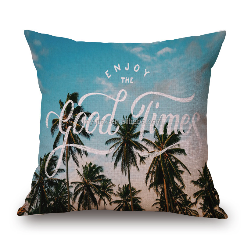 Custom print Decorative Cushion Covers/Throw Pillow cases/Pillow Covers For Sofa Home
