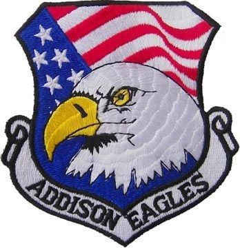 Eagle Embroidered Patches Badges Emblems Crests in high quality and Competitive prices