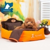 Luxury Warming Pattern Cute Dog Beds Classical Item