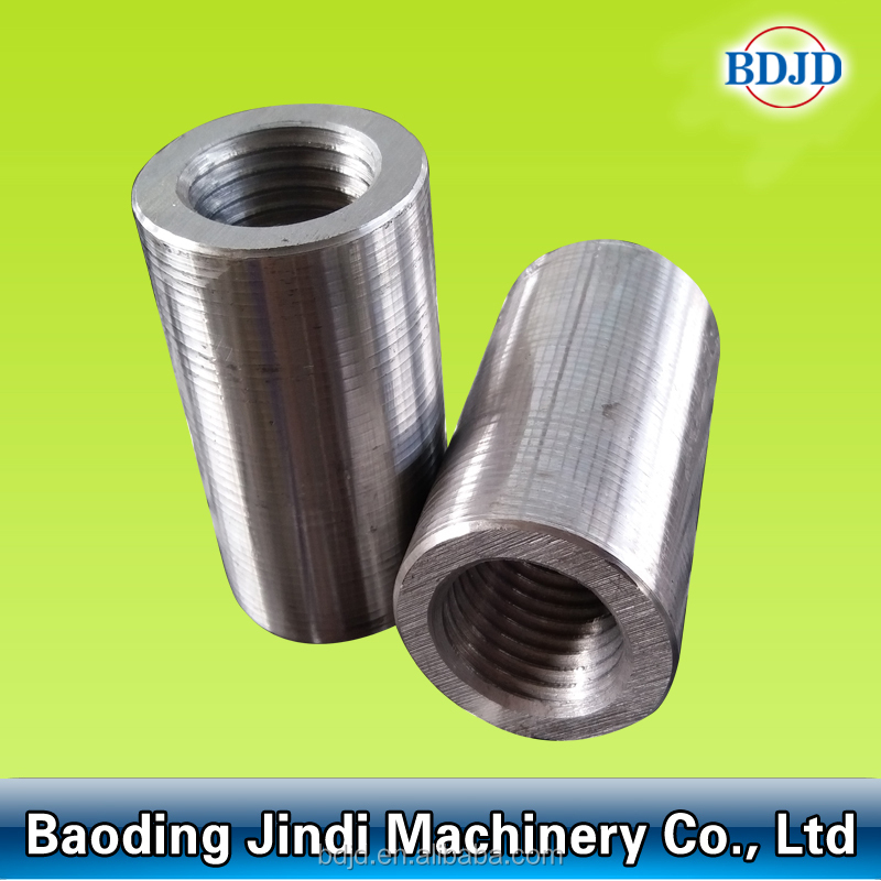 best price construction reinforcing steel jointing rebar coupler