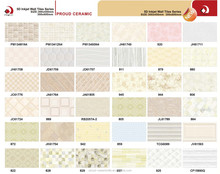 20x30 glazed wall tile for interior wall