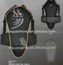 China Sport back and chest protector manufacturer