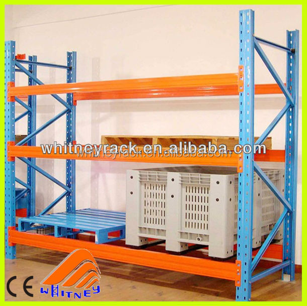 Logistics equipment heavy duty storage rack,stack racking