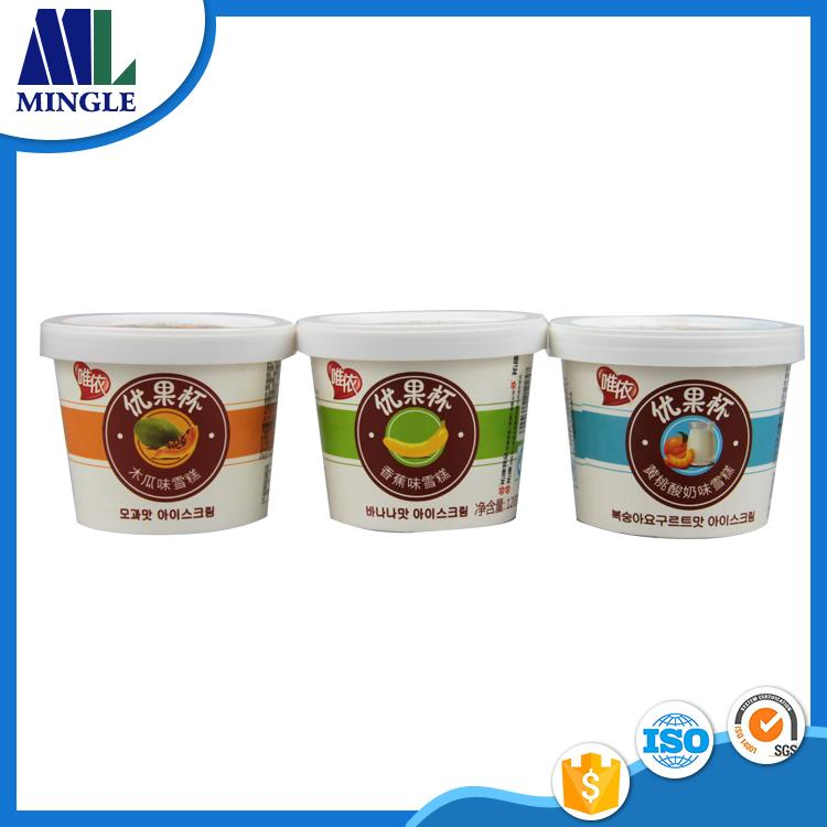 Chinese ice cream paper cup making machine