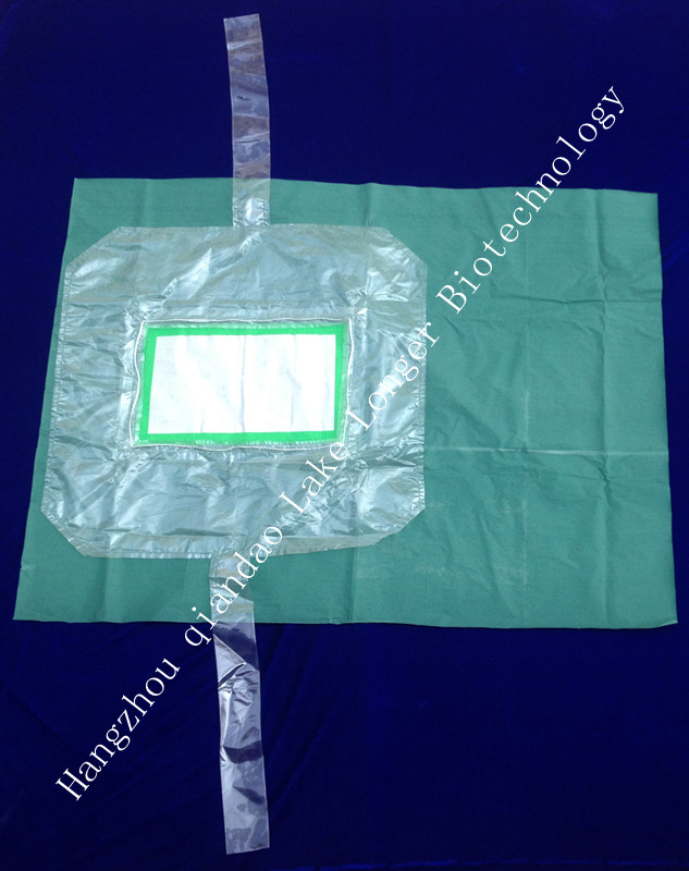 China supplier CE ISO gynecology obstetrics surgical drape