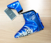 New Design with Smaller Putter Cover Custom Golf Putter Head Covers