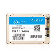 2016 new whole sale sata ssd 60 gb ssd drive in shenzhen for laptop